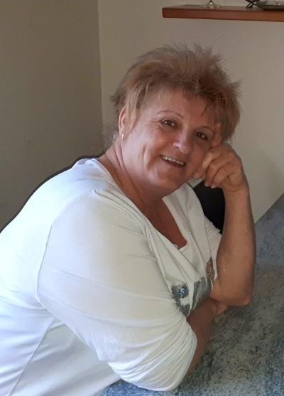 Frau Neger Roswitha : Raumpflegerin