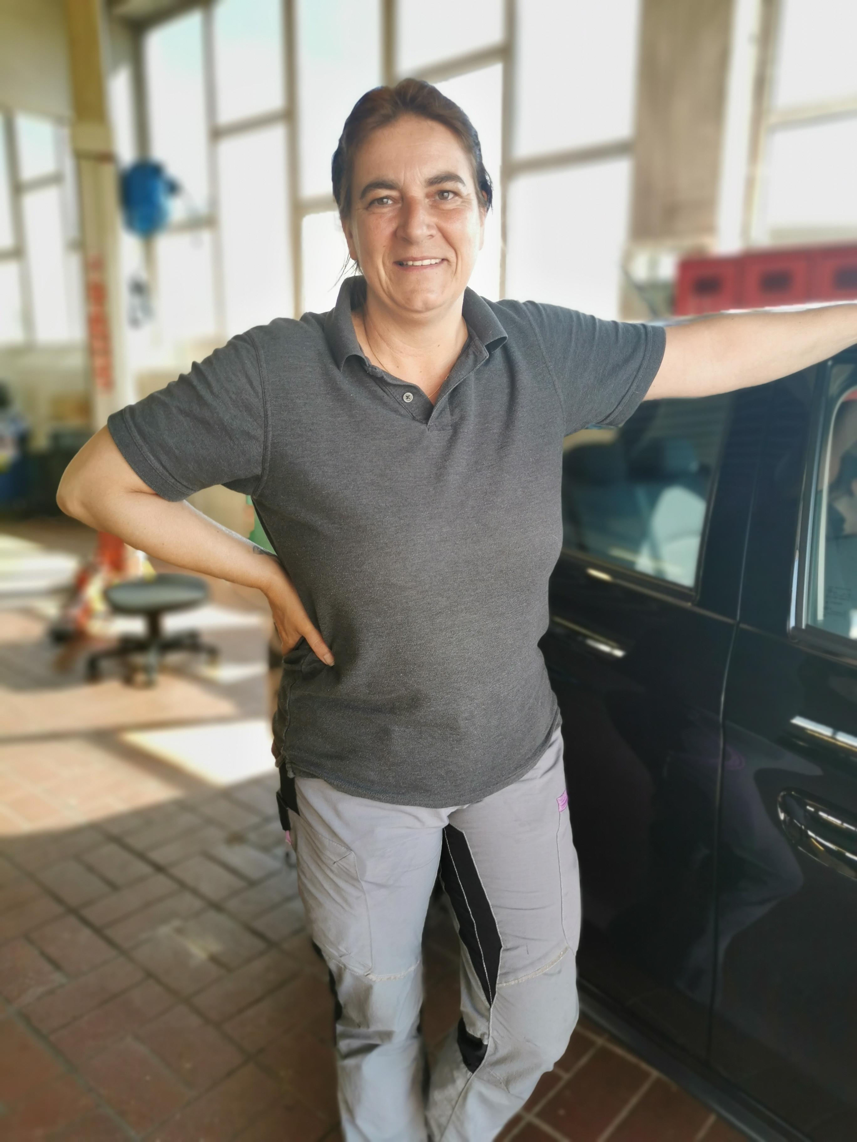 Sonnleitner-Unger Silvia : Fahrzeugaufbereitung